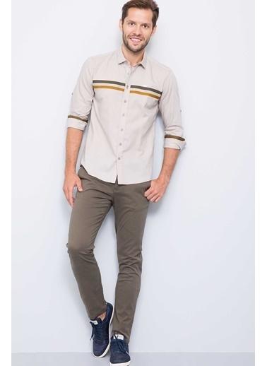 U.S. Polo Assn. Pantolon Haki